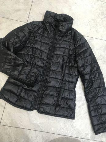 Pikowana kurtka przejsciowa wiosenna S M