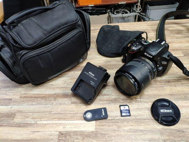 NIKON D5100 16GB FILTR 18-105