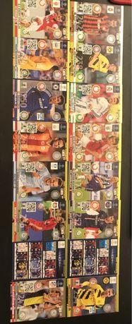 16 kart fans favourite Champions league 2014/2015