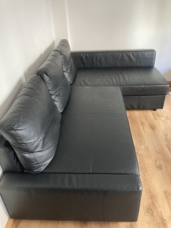 Sofá-cama chaise longue IKEA Friheten