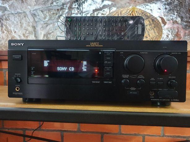 Amplificador audio e vídeo Sony TA VA8ES