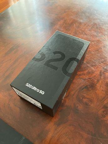 Samsung S20 Ultra 5G NOVO