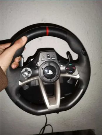 Volante Racing Wheel Apex Playstation HORI para PS4/PS3