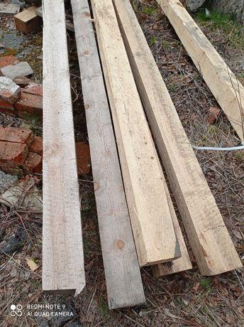 Belki drewniane 6 m i 4 m /14
