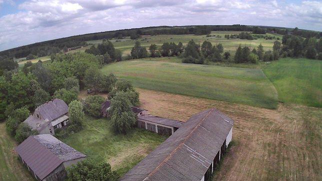 Gospodarstwo rolne - siedlisko i ziemia