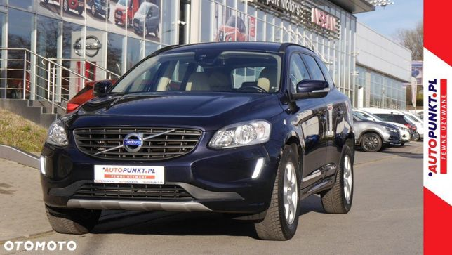 Volvo XC 60 2.0D3  150KM Momentum, 2016r. 1wł/Serwis/Gwar./Fv23%