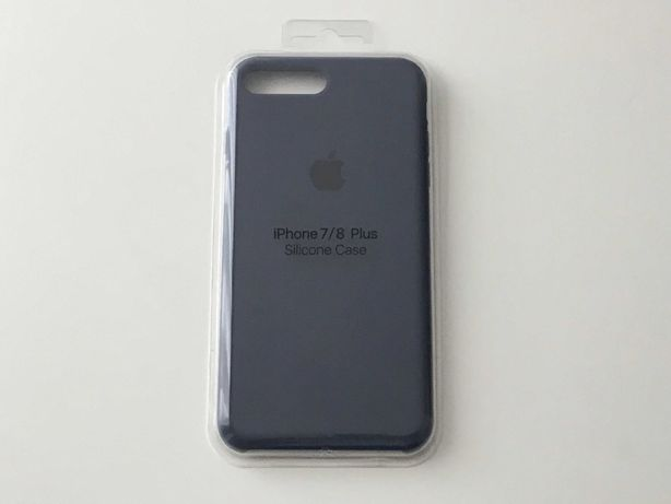 Capa para iPhone 7 / 8 Plus Midnight Blue (NOVO)