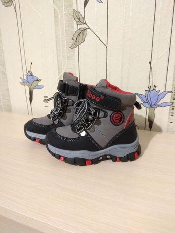 Зимние ботиночки Clibbe 22 размер