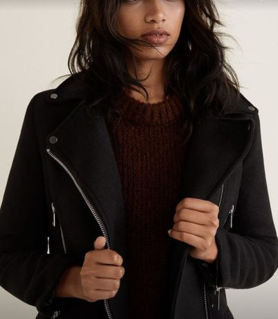 Пальто куртка mango zara