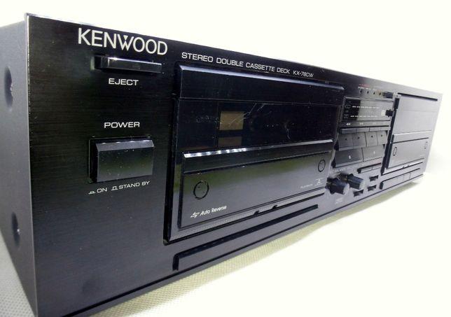 Deck Kenwood kx 78 CW Bardzo dobry stan 100% sprawny