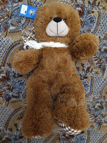 Мягка іграшка ведмедик 40 см