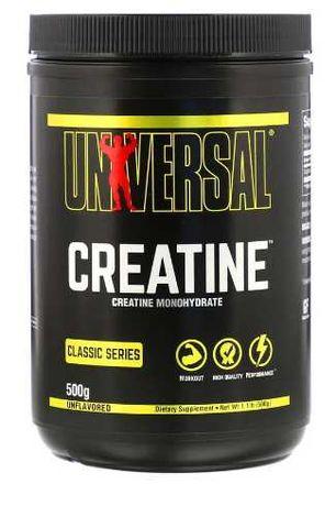 Universal Nutrition, Креатин, без ароматизаторов, 500 г