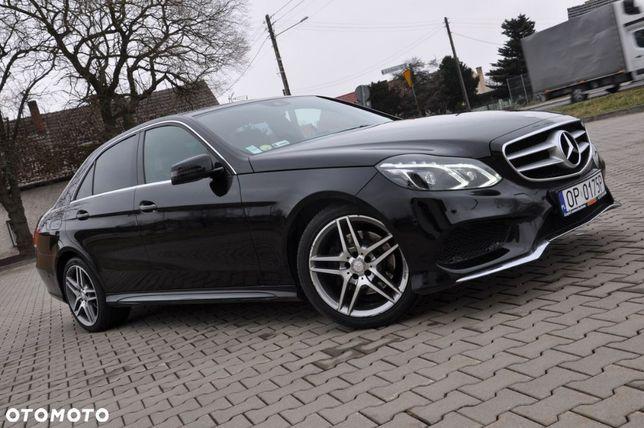 Mercedes-Benz Klasa E MERCEDES klasa E 2,2 diesel 170KM AVANTGARDE Vat 23%