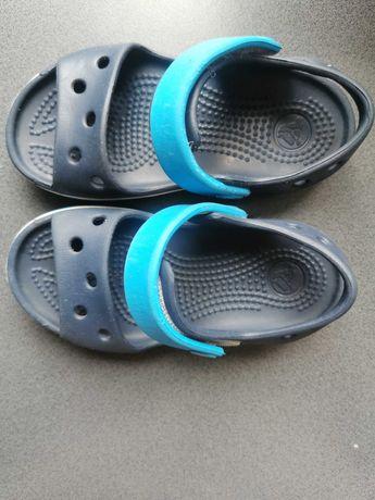 Sandały dziecięce crocs 24