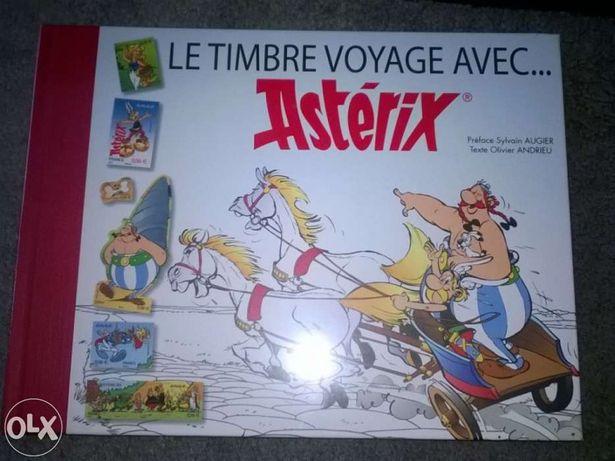 Livro de Selos Astérix. Edição comemorativa 50 anos