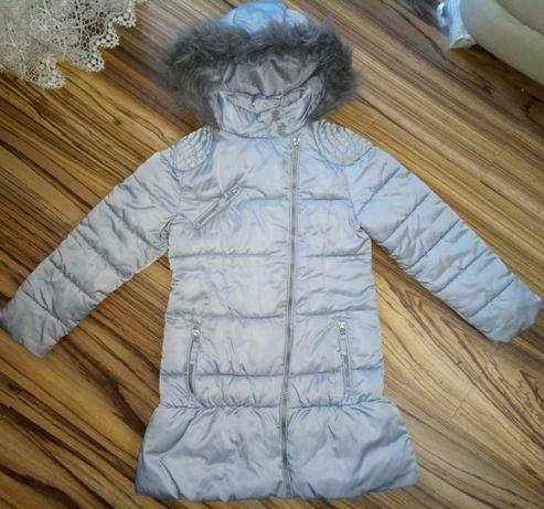 Зимнее пальто Next 7-8 лет