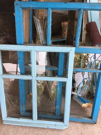 Вікна дерев'яні. Самовивіз. Безкоштовно!