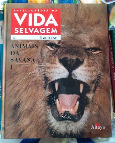Enciclopédia da Vida Selvagem Vol. 1