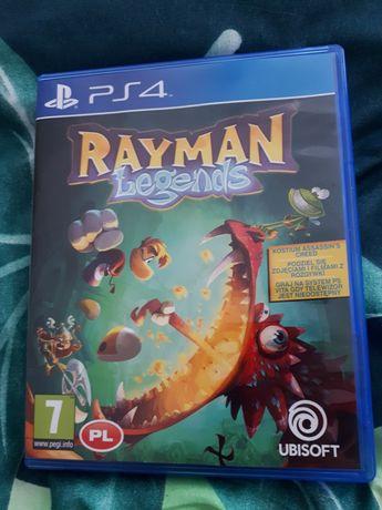 Gra na ps4 rayman