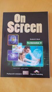 On Screen B1. Workbook & Grammar pre intermediate