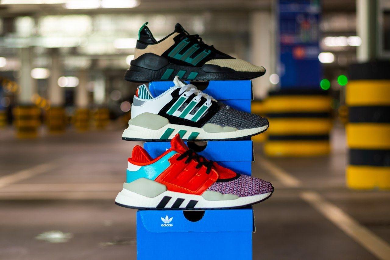 Зрасцветки! Adidas Equipment Support 91/18 легкие кроссовки найк EQT