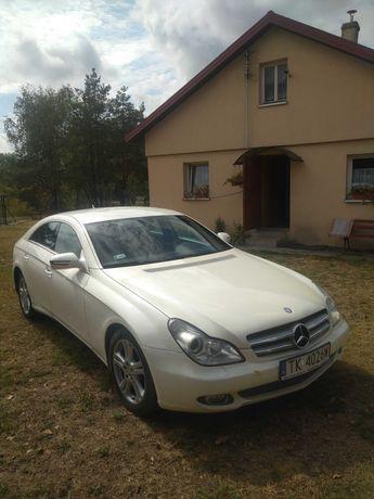 Mercedes CLS 2009r