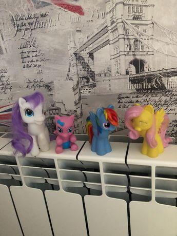 Лошадки My little pony