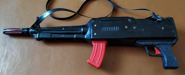 Игрушка СССР автомат-пулемёт ЗИД