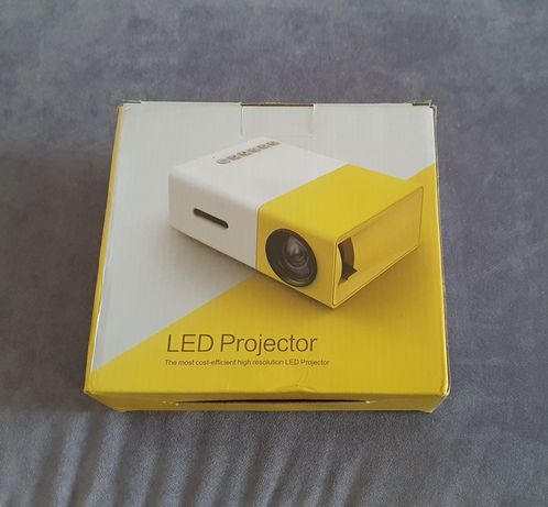 Led Projector nowy.