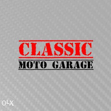 Naprawa, serwis, renowacja klasyków - motocykli i samochodów