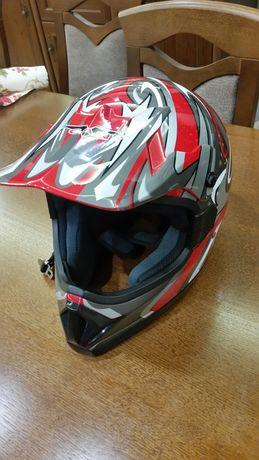 Kask CAN ( cross enduro ATV quad )
