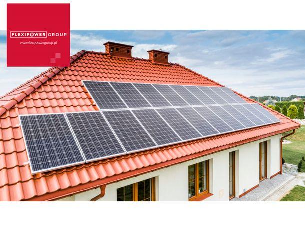 Instalacja fotowoltaiczna z montażem 31 kWp fotowoltaika, panele