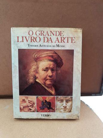 Livros de arte...