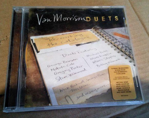 Cd Van Morrison Duets