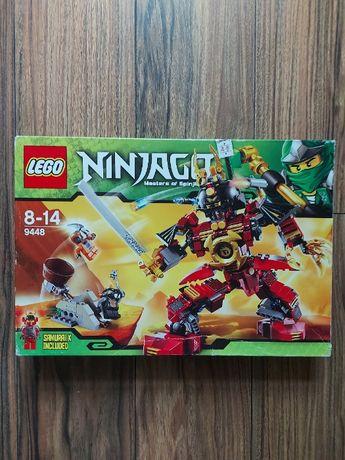 Lego Ninjago 9448, Samuraj