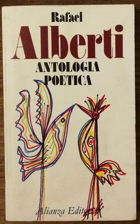 rafael alberti, antologia poética, alianza editora