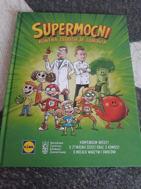 Książka Lidla supermocni