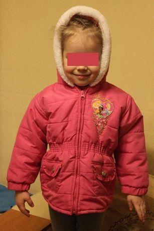 Курточка для принцессы Disney