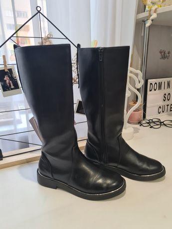 Стильні сапожки Zara 35p.( 22см)