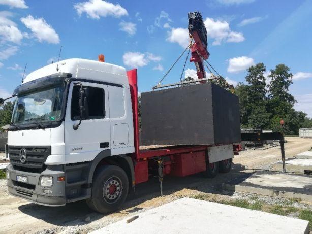 Szamba betonowe 10m3 z atestem Łask