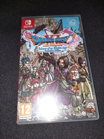 Dragon Quest XI Definitive Edition Switch