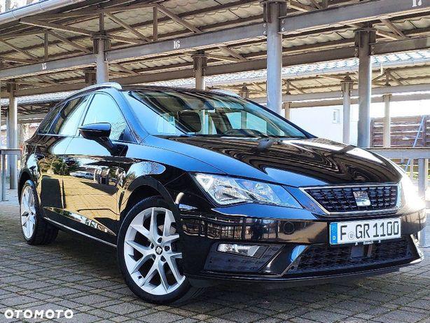 Seat Leon PEWNE bezpieczne auto 100%bezwypadek 1właściciel ODLICZ VAT 23%