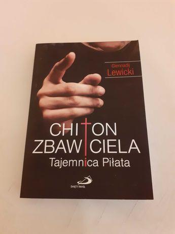 Chiton Zbawiciela - tajemnica Piłata