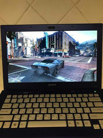 Игровой ноутбук sony с подсветкой клавиатуры