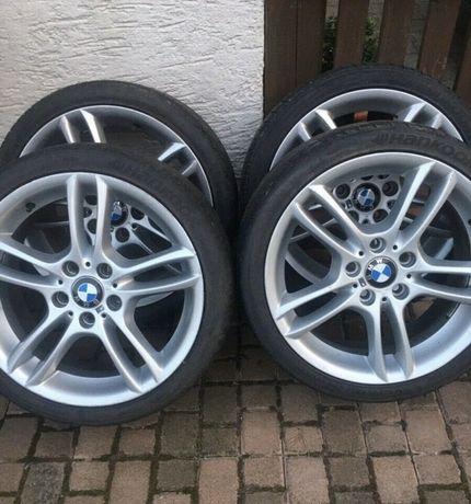 Alufelgi felgi BMW 1 5x120 e81 e82 e87 e88 styling 261 m pakiet