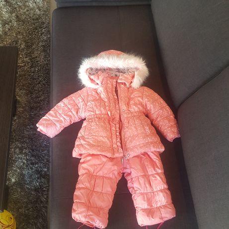 Wojcik Зимний комбенизон +куртка 80р.