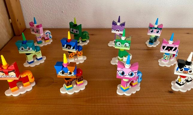 LEGO Unikitty Minifigures - Лего Юникитти минифигурки - оригинал
