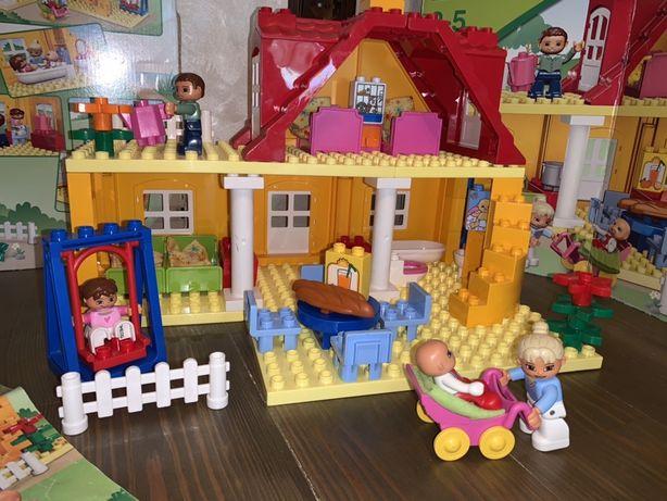 LEGO DUPLO Семейный дом 5639 Лего Дупло
