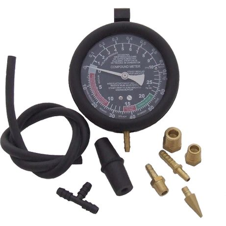Kit Teste de Vácuo e Bomba de Combustível