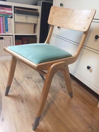 Krzesło w stylu Vintage